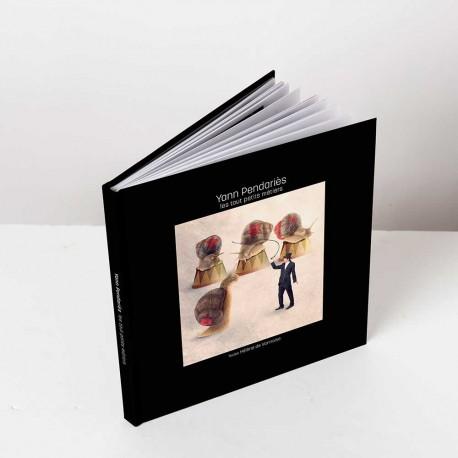 livre d'art photo les tout petits métiers, yann pendaries