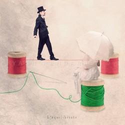 L'équilibriste - Photographie d'art - Photographie d'art couleur - Les Tout Petits Métiers