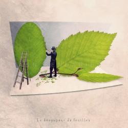 Le découpeur de feuilles - Photographie d'art - Photographie d'art couleur - Les Tout Petits Métiers