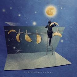 Le décrocheur de lune - Photographie d'art - Photographie d'art couleur - Les Tout Petits Métiers