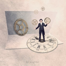 The juggler - Fine Art photography - Original Art photography - Tiny Trades series