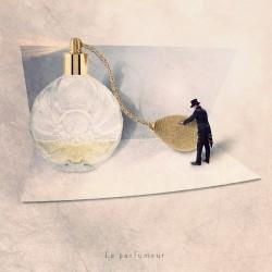 Le parfumeur - Photographie d'art - Photographie d'art couleur - Les Tout Petits Métiers