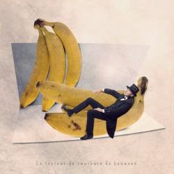 Photo humour banane, tout petits métiers