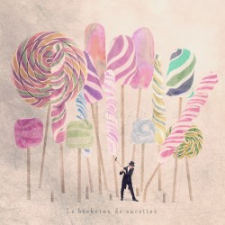 The lollipop feller - Fine Art photography - Original Art photography - Tiny Trades series