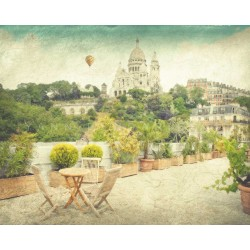 Day 02 Paris Montmartre - Fine Art photography - Original Art photography
