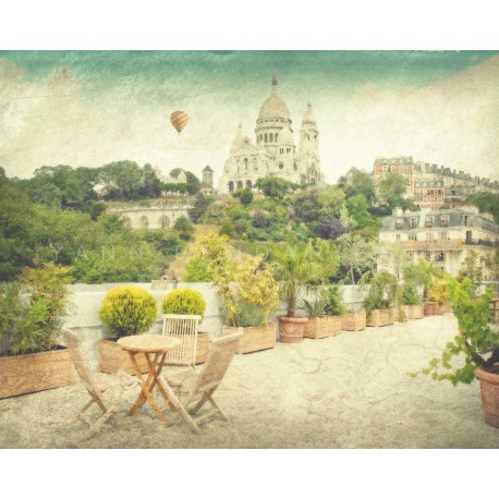 day 2 Paris Montmartre, Fine Art color print