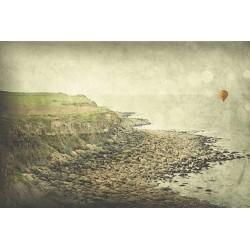 Jour 15 Nord Cap blanc nez La falaise - Photographie d'art - Photographie d'art couleur