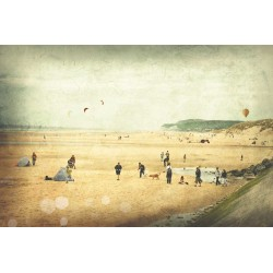 Day 17 Nord Cap blanc nez Sunday afternoon, Fine Art color print