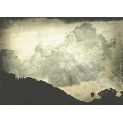 Jour 36 Lost - Photographie d'art - Photographie d'art couleur - 80 jours en ballon