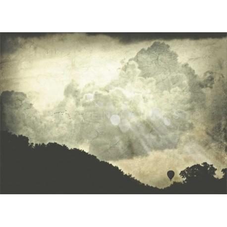 photo de nuages, Jour 36 Lost, photographie artistique