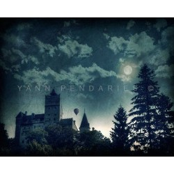 Day 53 Bran Castle Dracula - Fine Art photography - Original Art photography