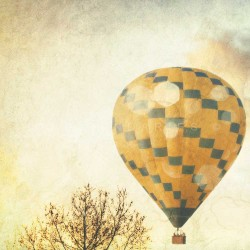 Day 71 The sky - Fine Art photography - Original Art photography - 80 days in a hot balloon