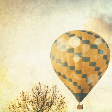 photo de montgolfière, Jour 71 Le ciel, photographie artistique