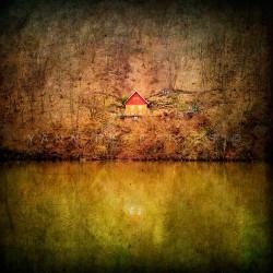 La maison de bois - Photographie d'art - Photographie de paysage couleur