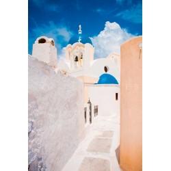 Eglise de Grèce - Photographie d'art - Photographie couleur
