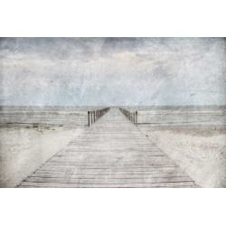 The pier N°2 color - Fine Art photography - Original Art photography