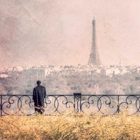 photo de la Tour Eiffel, Tirage artistique de Paris