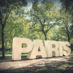 Spring on Paris, Fine Art Paris print
