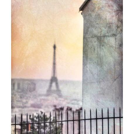 photo de Tour Eiffel, Paris My love, Tirage artistique de Paris