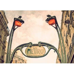 Metro Paris N°3 - Fine Art photography - Original Art photography