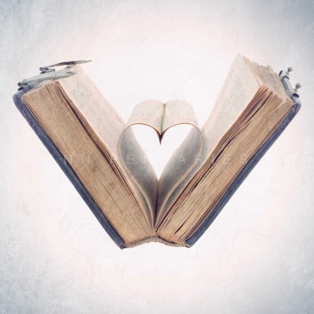 The book of love, Fine Art still life photography print