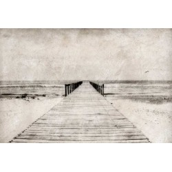 The pier N°2, Fine Art black-white photography print