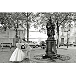 The dispute - Fine Art photography - Original Art photography