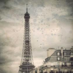 Dans la brume de Paris - Photographie d'art - Photographie artistique
