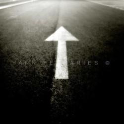 Direction, photographie artistique noir et blanc