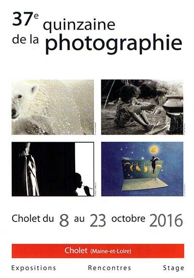 37ème quinzaine de la photographie de Cholet