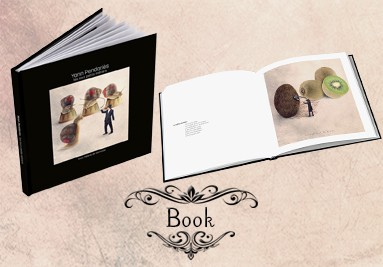 The Tiny Trades photographic book, Les Tout Petits Métiers by Yann Pendariès and Hélène de Vannoise