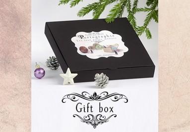 Photographic Gift box, Tiny trades series by Yann Pendariès